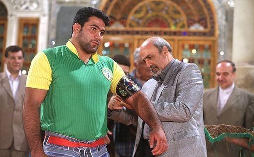مراسم روز فرهنگ پهلوانی و ورزش زورخانهای در کاخ گلستان برگزار شد./TASNIM