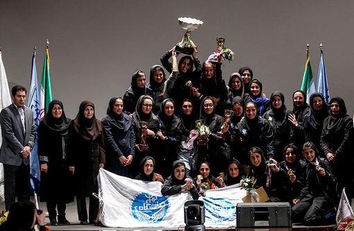 اختتامیه دوازدهمین المپیاد فرهنگی - ورزشی دانشجویان سراسر کشور./ISNA