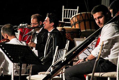 کنسرت «چرا رفتی» همایون شجریان - کرمان/ISNA