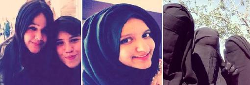 اقسی محمود (Aqsa Mahmood) ۲۹ ساله معروف به آنچه «جهادگر نکاح» نامیده میشود. وی در لندن از سوی اکانتهای توئیتریِ دیگر زنان داعش تشویق میشد، روز به روز در سلفیگری افراطیتر شد تا اینکه نوامبر ۲۰۱۳ به سوریه سفر کرد. یکی از والدین اقسی در بیخبری و گیجی کامل به یک خبرگزاری انگلیسی گفته بود: متأسفانه اقسی در محیط پیرامون خود حل شد.