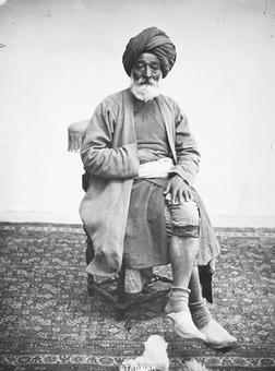 تاجر تهرانی