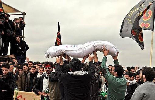 مراسم تشییع پیکر ۲ شهید گمنام هشت سال دفاع مقدس صبح روز سهشنبه با حضور گسترده مردم اردبیل برگزار شد./FNA