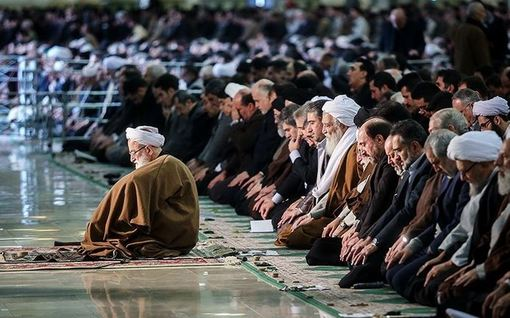 نماز جمعه این هفته به امامت آیت الله امامی کاشانی