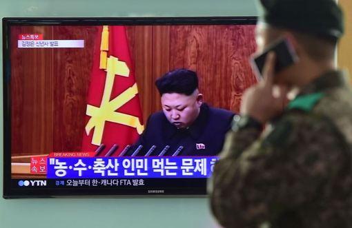 رسانههای کره جنوبی بخشی از سخنرانی سال نوی رهبر کره شمالی را نشان میدهند.کیم جونگاون، رهبر کره شمالی، در پیامی که به مناسبت آغاز سال ۲۰۱۵ میلادی در تلویزیون دولتی آن کشور منتشر شده، میگوید آماده است در صورتی که کره جنوبی «خالصانه» بخواهد، با سئول وارد گفتوگوهایی در سطح مقامهای عالیرتبه شود.این گفتهها پس از آن بیان میشود که مقامهای کره جنوبی در روز دوشنبه گذشته، خواست خود را برای انجام مذاکرات با پیونگیانگ مطرح کردند.کیم جونگاون، در پیام سال نوی خود، که به صورت ضبط شده از تلویزیون دولتی آن کشور پخش شد، گفت «اگر مقامهای کره جنوبی خالصانه بخواهند روابط را با انجام گفتوگوهای شمال و جنوب (شبهجزیره کره) بهبود بخشند، میتوانیم دیدارهای سطح بالا را از سر بگیریم.»/AFP<br /><br />