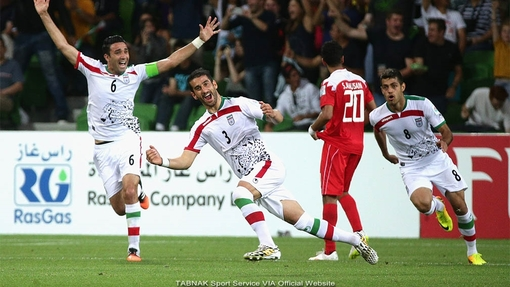 ایران اولین بازی خود را با برد شروع کرد
