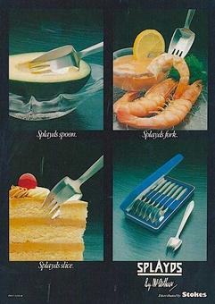 محصول یک برند استرالیایی است؛ چنگالی که طرفینش حکم چاقو را دارند. این ایده انقلابی در برش زدن و برداشتن تکهها نیست؟ البته جدید نیست و در دهه ۱۹۴۰ اختراع شده و کارخانهاش هنوز مشغول به کار است.