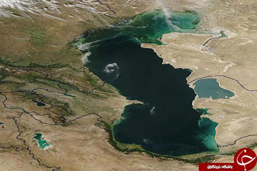 درياچه خزر / گلستان، گیلان و مازندران