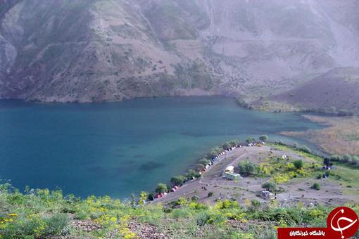 درياچه گهر / استان لرستان