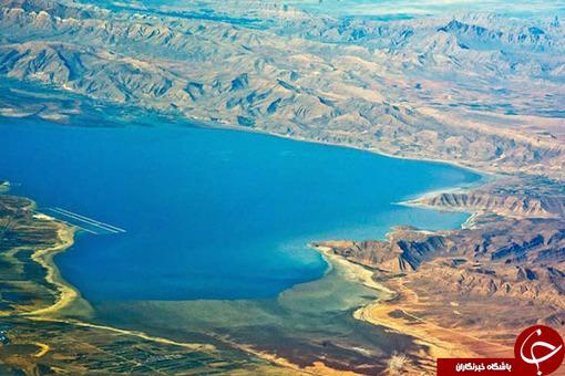 درياچه مهارلو / استان فارس