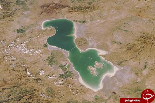 درياچه اروميه / استان آذربایجان غربی