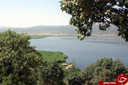 درياچه زريوار / استان كردستان