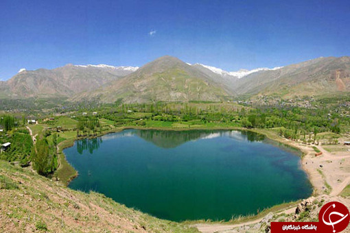 درياچه اوان / استان قزوین