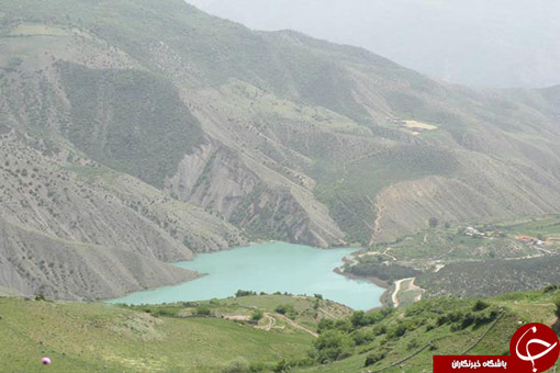 درياچه ولشت / استان مازندران