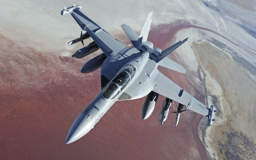 EA-18G Growler: $102 million