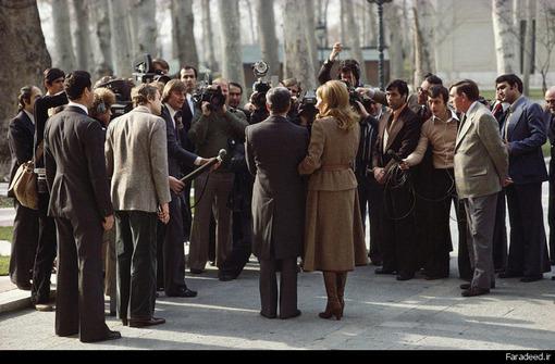 آخرین کنفرانس خبری شاه در ایران با حضور رسانههای خارجی به مناسبت سال نو میلادی