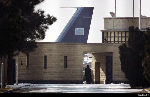 فرودگاه مهرآباد در روز فرار شاه و خانوادهاش از ایران، 26 دیماه