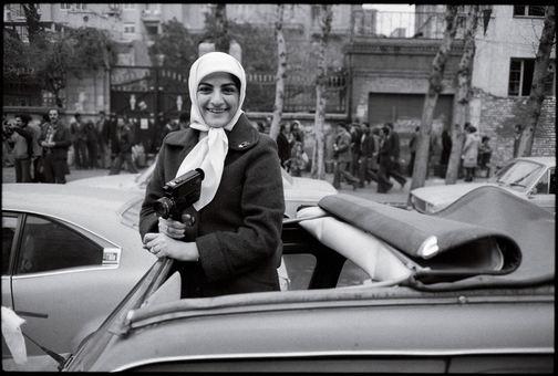 خیابان های تهران غرق در شادی