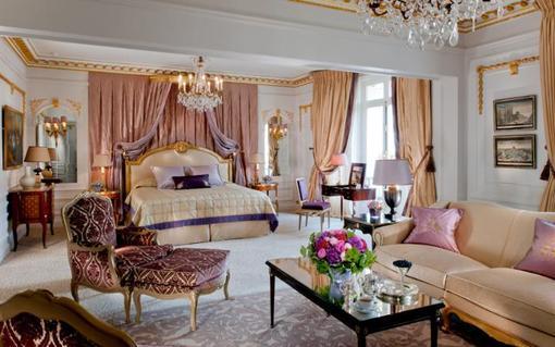 هتل پلازا در پاریس، 19هزار و 506 پوند