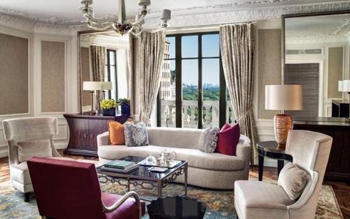 هتل کورینثا در لندن، 22 هزار پوند