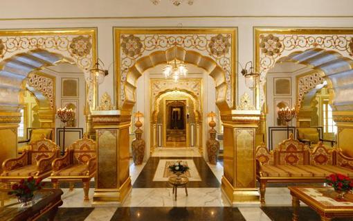 کاخ راج در جاپور، 28 هزار پوند