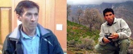 دو تصویر متفاوت از اسعد تقی زاده، محیط بانی که ساعاتی دیگر بعد از سپری شدن حدود 8 سال آزاد خواهد شد.