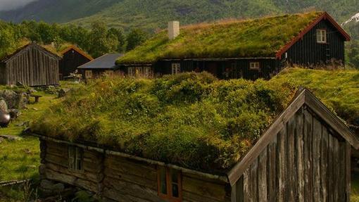 روستای رندولسترا در کشور نروژ