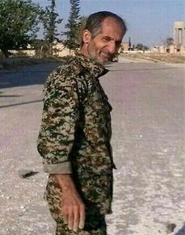 شهید بهمن قنبری اهل بهشهر