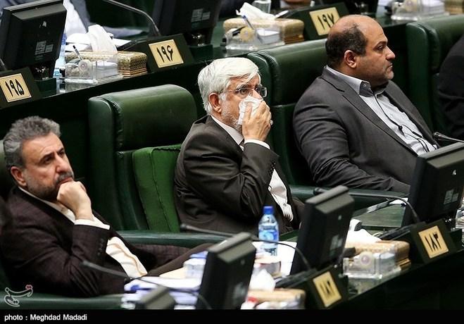 محمدرضا عارف، سرلیست امیدیهای مجلس از راز سکوت خود پرده برداشت