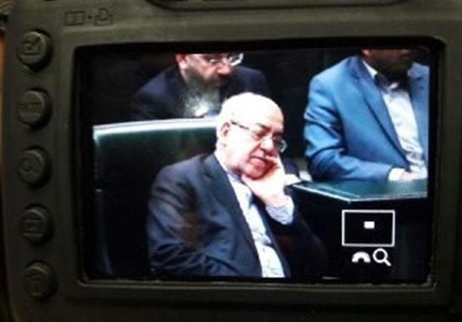حضور موثر نعمتزاده در جلسه رای اعتماد به سه وزیر فرهنگ، آموزش و پرورش و ورزش
