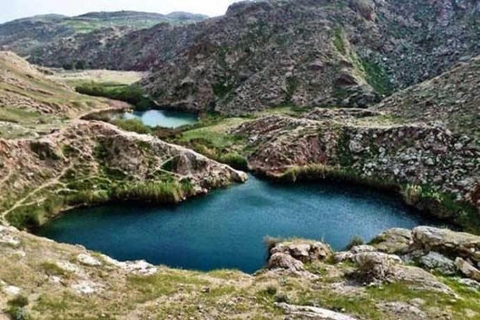 دریاچه سیاه گاو - ایلام