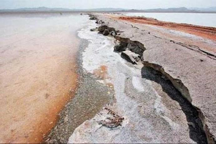 دریاچه حوض سلطان - قم