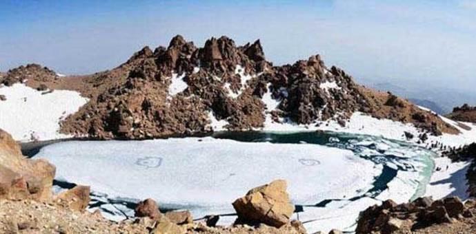 دریاچه سبلان - اردبیل