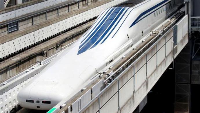 ساخت سریع ترین قطار دنیا در ژاپن با سرعت هواپیما!