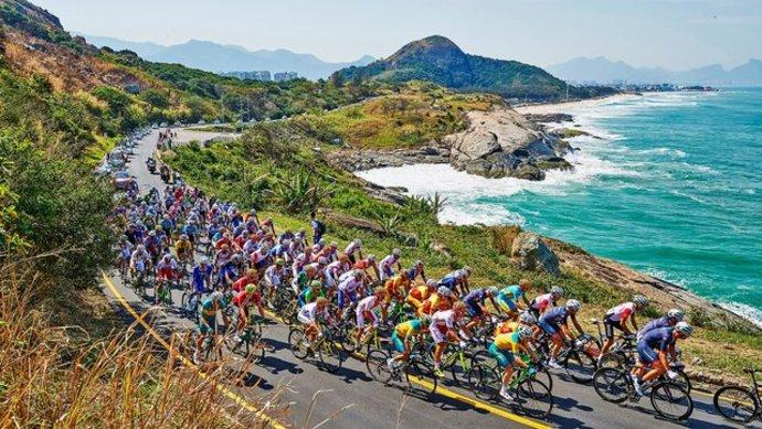 مسابقات دوچرخه سواری در المپیک