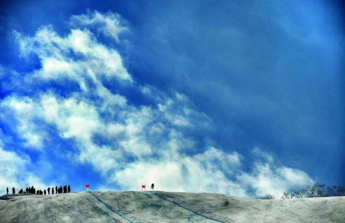 رقابتهای اسکی