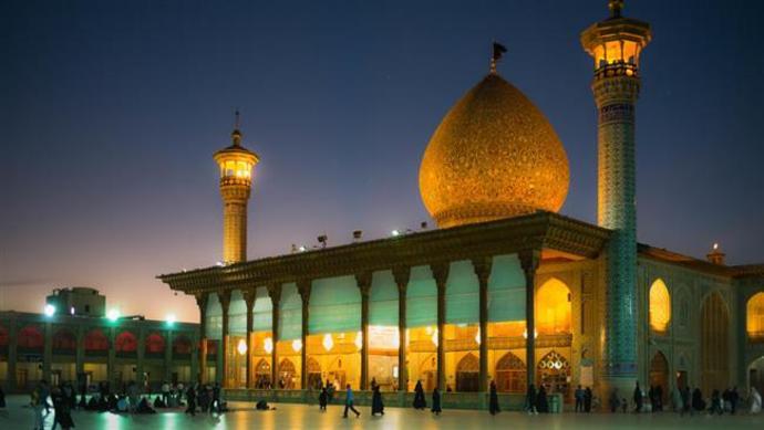 شاه چراغ، شیراز
