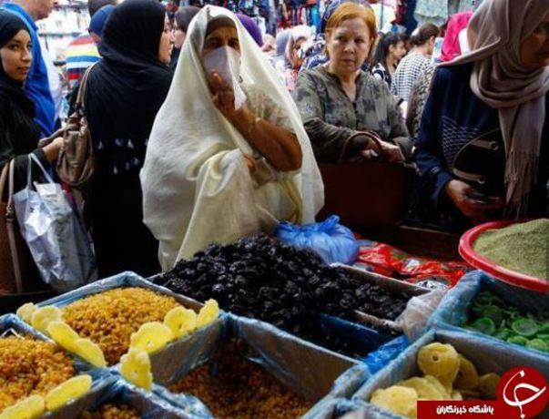 بازار رمضان در الجزایر