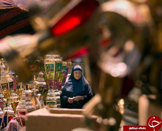 بازار رمضان در قاهره