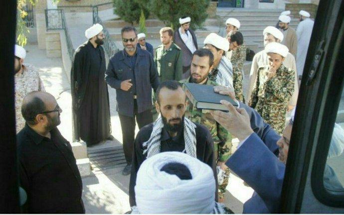 روحانیون از شهر قم به مناطق زلزله زده کرمانشاه اعزام شدند