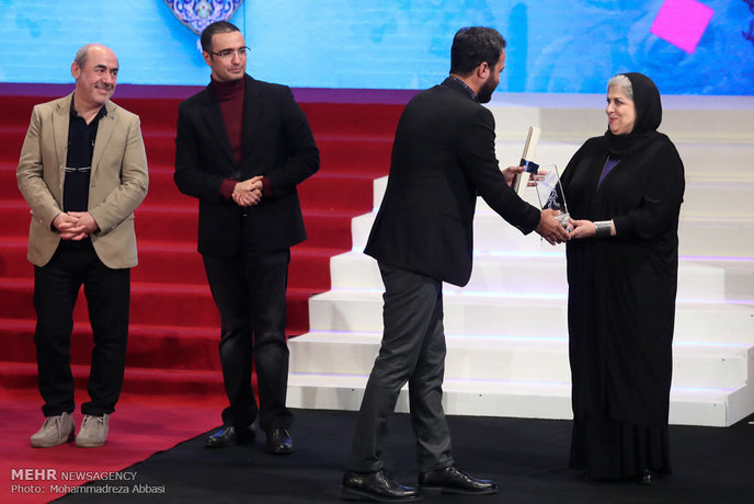 اختتامیه سی و ششمین جشنواره فیلم فجر / عکس