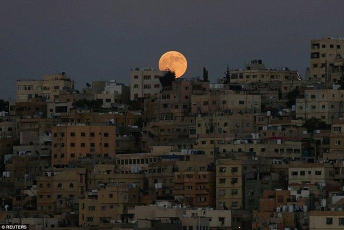 شهر امان در اردن