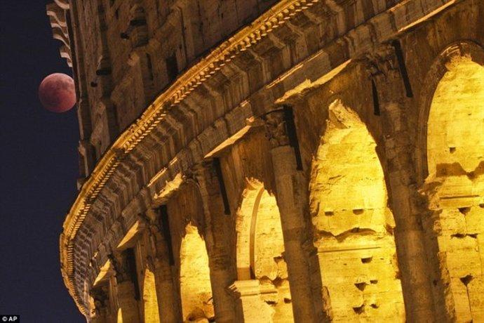 کلوسئوم در رم ایتالیا