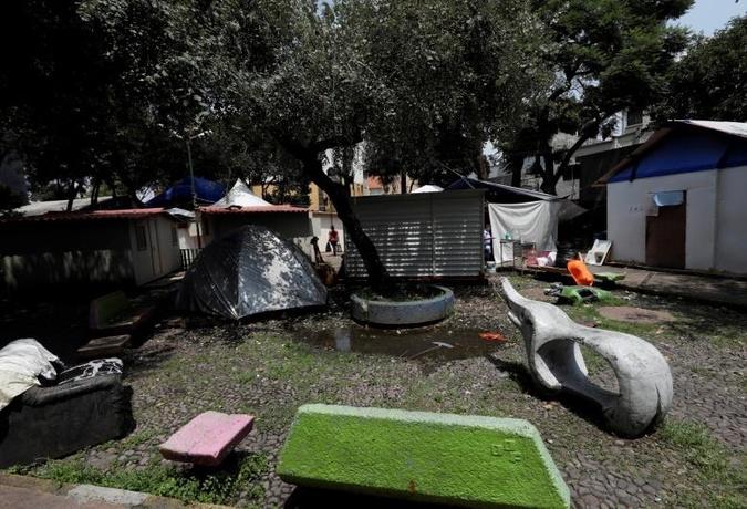 یک سال بعد از زلزله ۷ ریشتری در مکزیک
