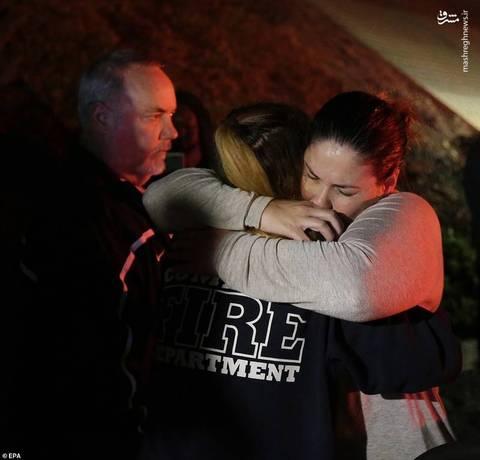 13 کشته در حمله سرباز آمریکایی به یک کلوب در کالیفرنیا