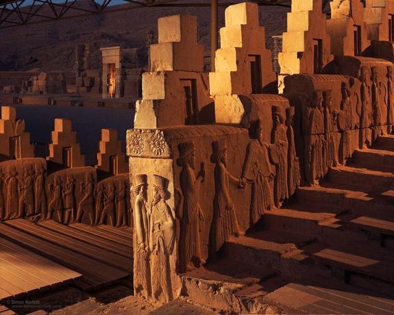 پارسه، شهر ایرانیان تا دور دستها احترام برانگیز بود