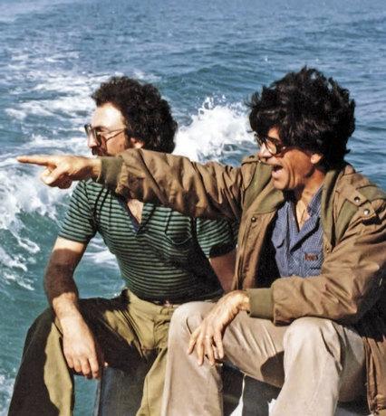 محمد رضا شجریان و پرویز مشکاتیان