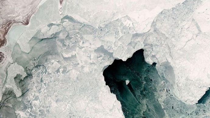 بخش شمالی دریای خزر