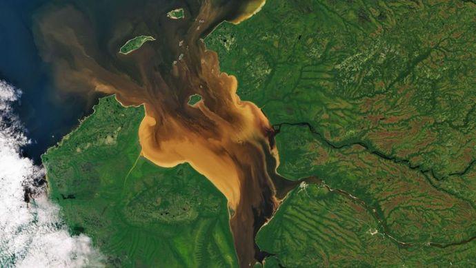 خلیج روپیرتا - کانادا