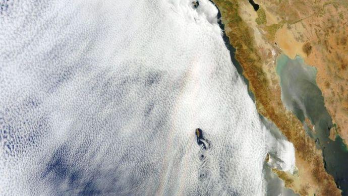 ابرهای اقیانوس آرام
