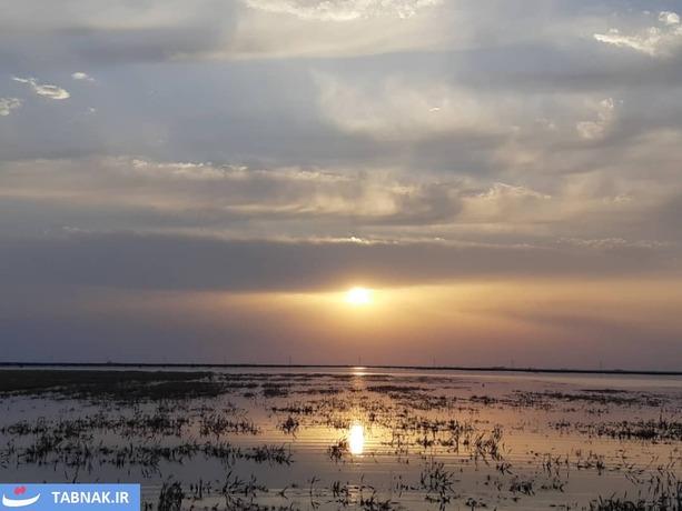 ورود سامانه جدید بارشی از فردا به غرب کشور/ یازده استان درگیر سیل و آبگرفتگی/ بازگشایی محور معمولان به پلدختر - 61